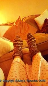 Snuggle socks