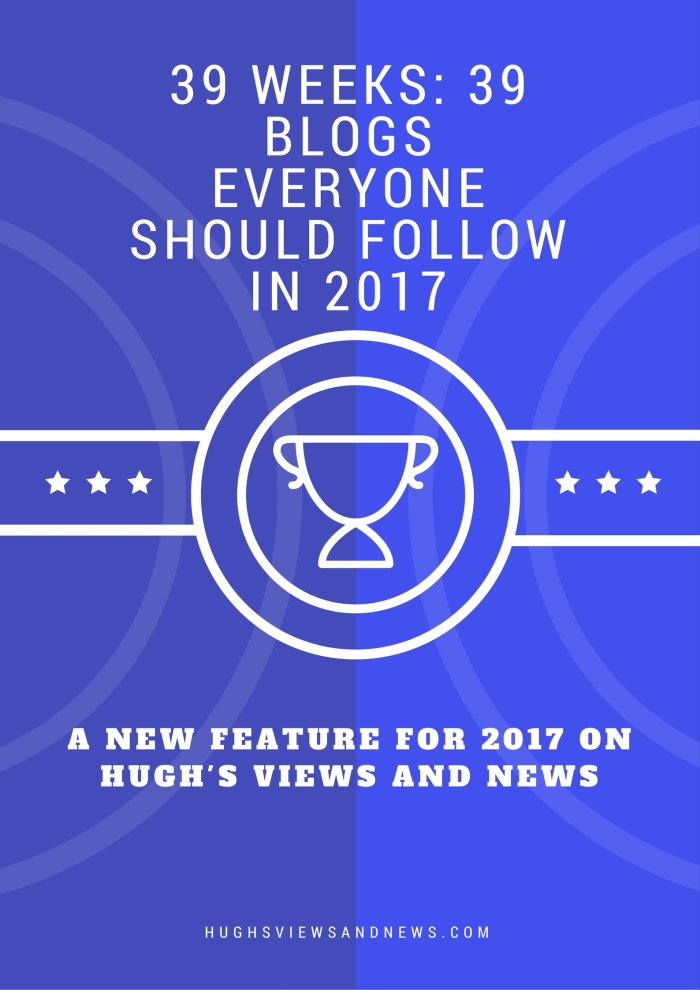 39 Weeks: 39 Blogs Everyone Should Follow In 2017
